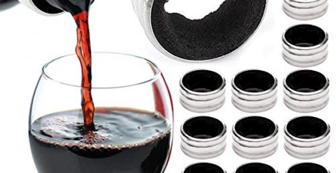salvagoccia per vino